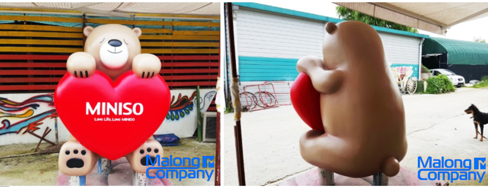 스티로폼 모형 구매 곰돌이 조형물 공장 캐릭터 모형 제작 곰 조형물 업체 동물 조형물 공사 브랜드 조형물 디자인 스티로폼 조형 기업 조각