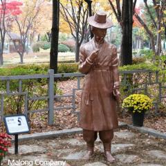 조형물 제작 업체 동상 제작 청동 조형물 브론즈 조형물 캐릭터 조형물 청동상