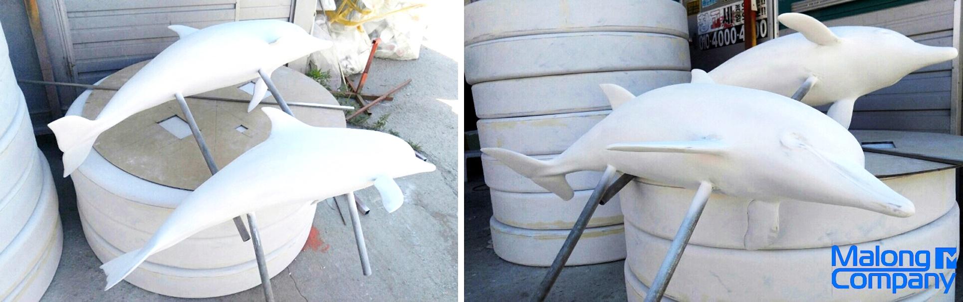 고래 조형물 설치 동물 모형 제작 동물 조형물 제작 FRP 제작 FRP 조형물 제작 포토존 조형물 FRP 모형 옥외 조형물 스티로폼 모형