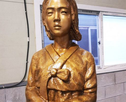 동상 제작 기념비 제작 지역사회 동상 사례