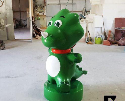 스티로폼 조형 캐릭터 모형 제작 공룡 조형물 상징 조형물 동물 모형 FRP 제작 포토존 조형물 디자인 돼지 조형물 인조나무 부산 조형물1