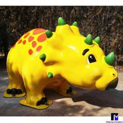 FRP 모형 공룡 조형물 포토존 조형물 캐릭터 조형물 대형 조형물 야외 조형물 설치 캐릭터 모형 제작 스티로폼 모형 FRP 조형물 제작