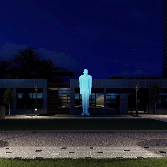 현대 힐스테이트 세종 3BL _ 대형 스테인리스 스틸 조형물 건축물 미술작품 심의